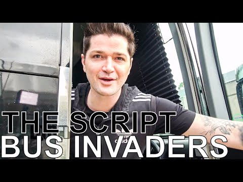 The Script - BUS INVADERS Ep. 1220