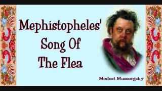 Mussorgsky - Mephistopheles