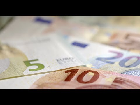 free stock footage download tracking across euro notes free