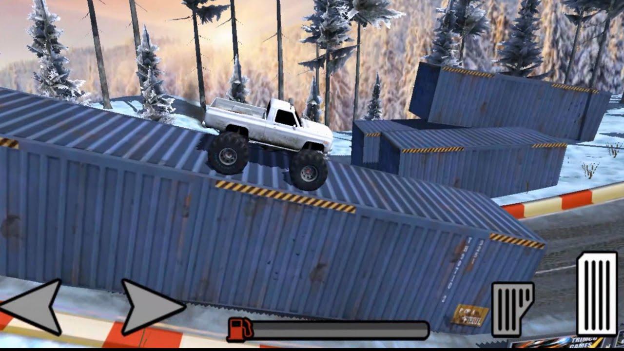 Game Đua Xe Địa Hình - Oto Hoat Hình 3D,BeamNG Alpha Drive Crash Testing