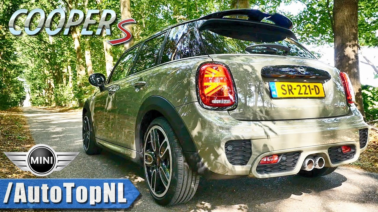 Mini Cooper S 2019 Exhaust Sound Revs Onboard By Autotopnl Youtube