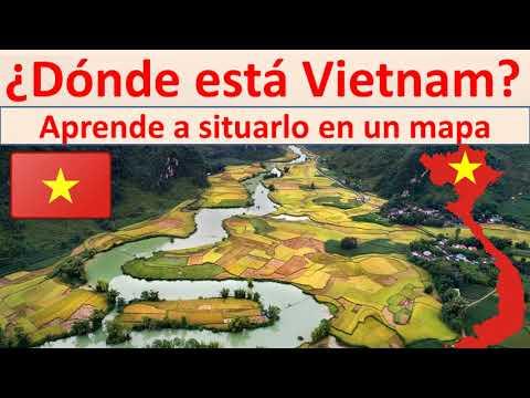 Donde esta Vietnam. Capital de Vietnam