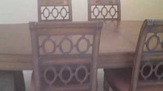 Drexel Heritage Dining Table Ebay Ad -