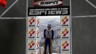 ESPN International Winter Sports 2002 (PS2 Gameplay)