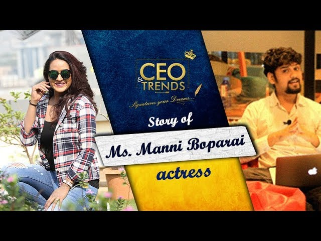 Bollywood & Punjabi Film Super Star Manni Boparai Full interview | CEO & Trends