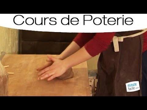 Poterie : Technique De Préparation De L'Argile - Youtube