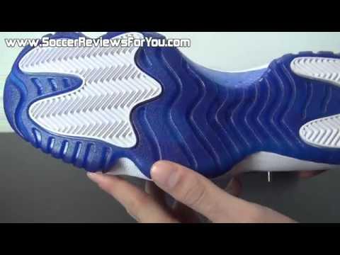 01bdeb17e58 Air Jordan Future Flight Varsity Royal Review On Feet - YouTube