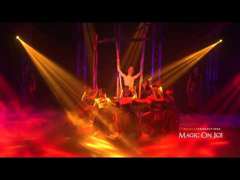 """Wheeler Productions """"Magic On Ice"""" - Official Trailer 2015"""