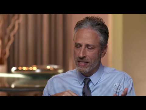 Jon Stewart on election  I don't believe we are a fundamentally different nation now