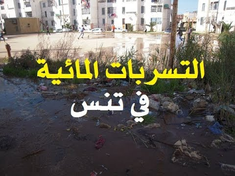 الاوبيجي و الجزائرية للمياه مطالبتان بالتدخل في تنس