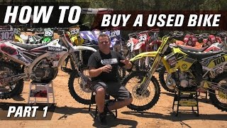 How To Buy a Used Dirt Bike | Part 1