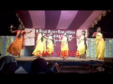 SANTALI DANCE COMPETITION 2015 || JHIPIR DAH TE || NEW SANTALI SONG 2015[HD]