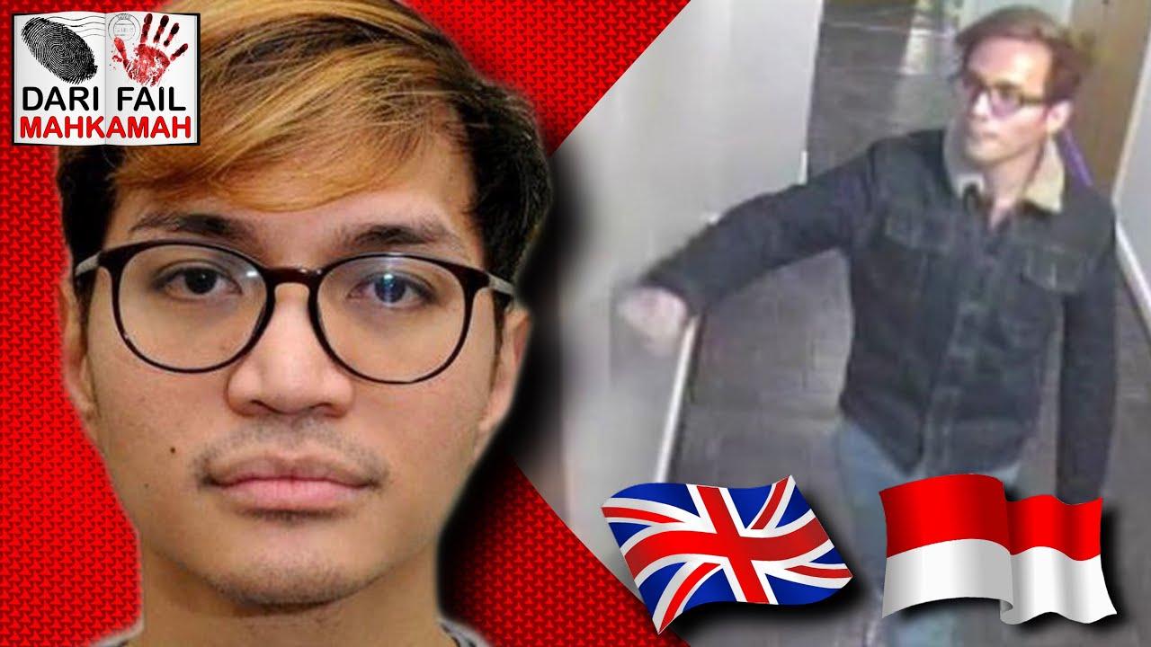 """#41 : """"Pemangsa SEKSU4L Syaitan"""" Warga Indonesia ROG0L 195 Lelaki Kulit Putih Britain"""