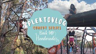 Μέρη για να πλέξεις - Places to knit - Comedy Series - Back to Handmade