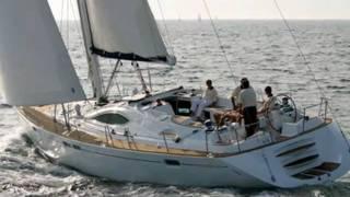 Charter sailing yacht Sun Odyssey 54DS in Greece