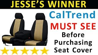 Neoprene Seat Cover Reviews - Best Neosupreme Seat Cover Review 2018
