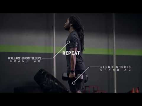 Marquis Key's Shoulder Shrugs Are The Key To The Shoulders You Want