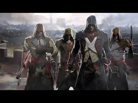Assassin's Creed Unity Co-Op Gameplay: What Happened To ACU? Mission
