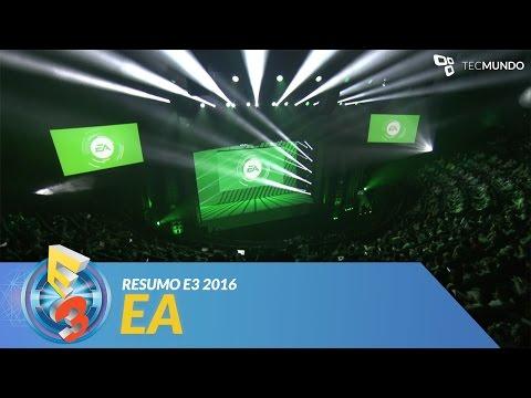 E3 2016 – Resumo da Conferência: EA - TecMundo Games
