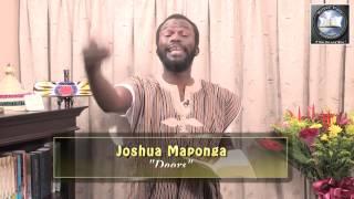 """JOSHUA MAPONGA - """"Doors"""""""