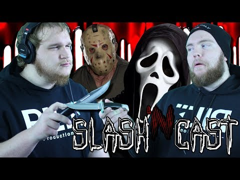 F13: The Game - October Predictions!! | Halloween News | SCREAM: TV Series New Mask! | Slash 'N Cast