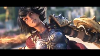 SMITE Cinematic FAN Trailer 'Battleground of the Gods'