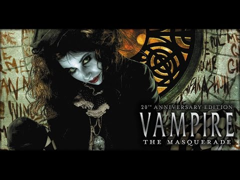 Vampire: The Masquerade Character Creation