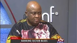 It was Dr. Ernest Addison who granted Construction Bank's licence-  Paul Adom-Otchere. (4-08-18)