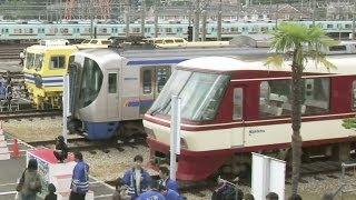 ふだんは入れない!!  西鉄電車まつり  筑紫車庫【レイルリポート #04】Nishitetsu Train Festival