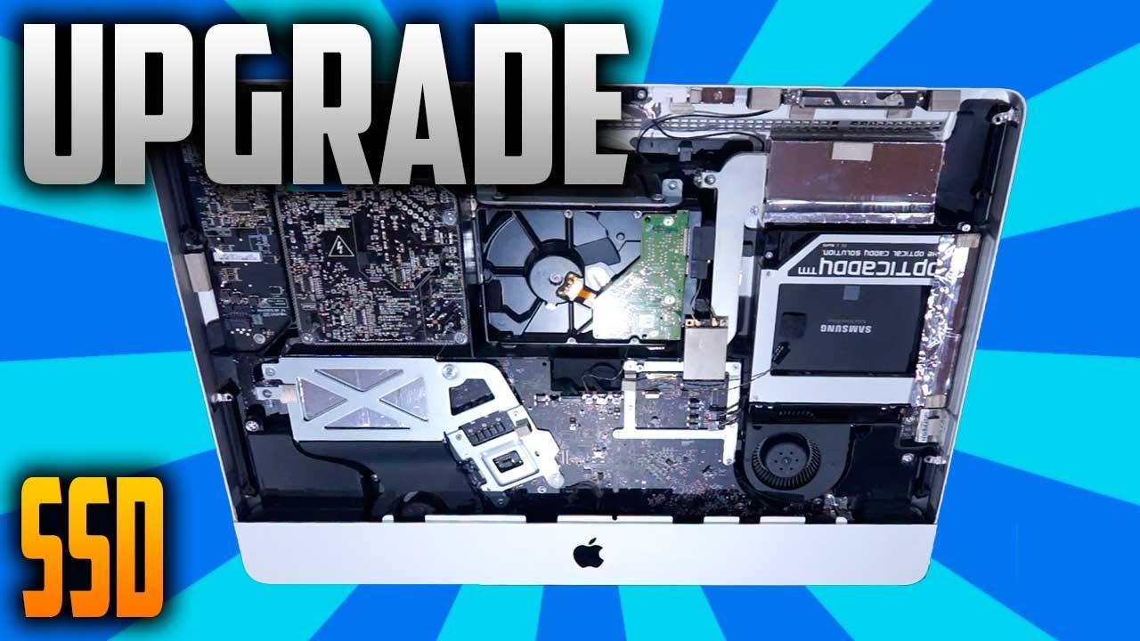 Upgrade SSD - iMac 21.5