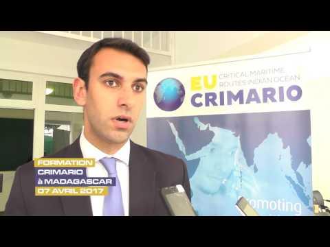 ZAHATANY |SURVEILLER LE DOMAINE MARITIME|FORMATION ORGANISER PAR CRIMARIO à MADAGASCAR|