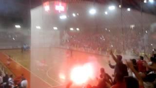 Benfica Campeão Hoquei em Patins, Fim de jogo - 18-04-2015