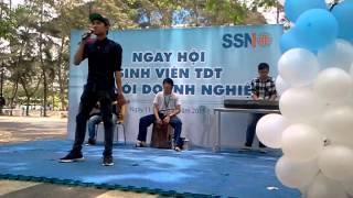 Vẽ (Phạm Toàn Thắng) - TDT's Music Club & G4U
