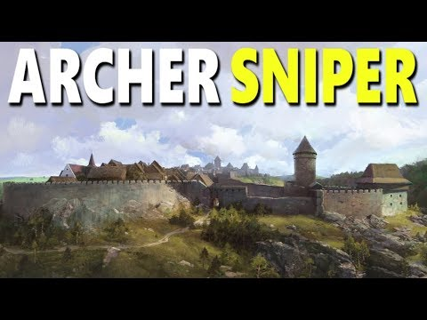 KINGDOM COME: DELIVERANCE [FR] - ARCHER SNIPER EP.14