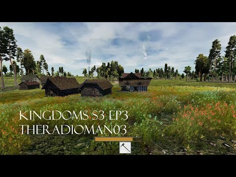 "Kingdoms S3 EP3 ""Residents and Roads"""