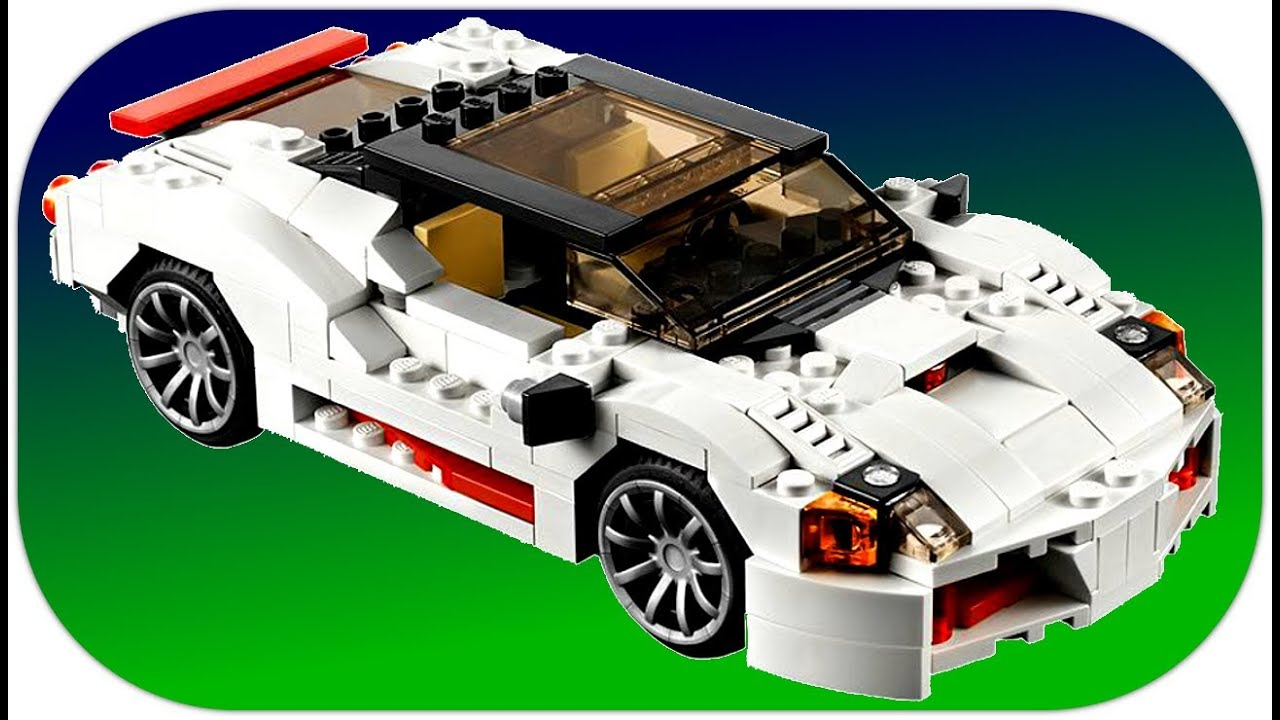 Lego Race Car