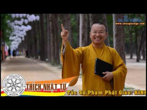 Sư Phạm Giáo Lý Phật Giáo: Kinh nghiệm hoằng pháp của Đức Phật (17/03/2006)