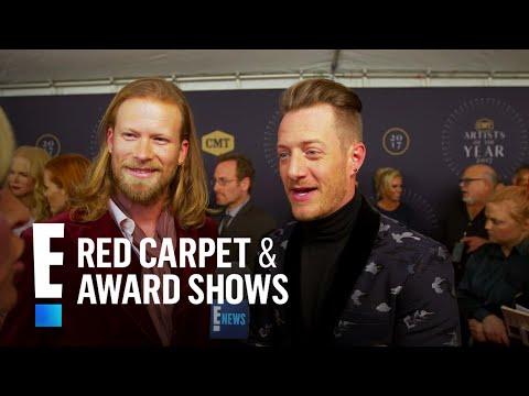 Florida Georgia Line Dish on Backstreet Boys   E! Red Carpet & Award Shows