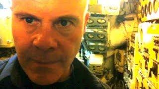 Thomas Dolby visits a Soviet submarine
