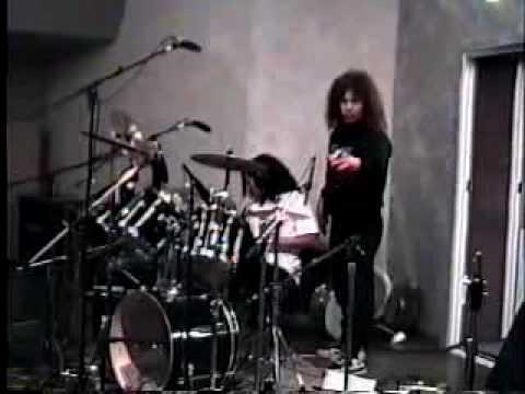 Vengeance Rising in the studio 92'