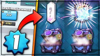 LEVEL 1 NEW SUPER MAGICALS LEGENDARY ANIMATION OPENING | Clash Royale | LEVEL 1 UNFAIR 2v2s!