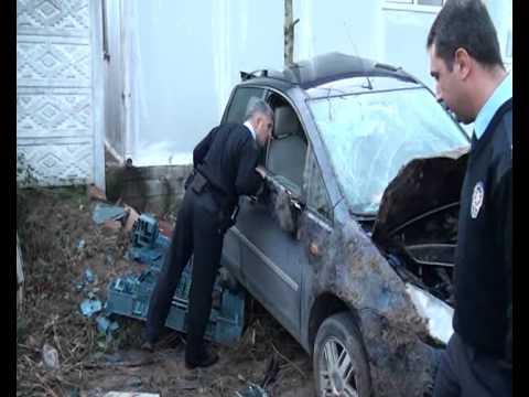 sakarya karasu yolunda trafik kazası