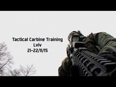 Tactical Carbine Training / Lviv 21-22.11.15