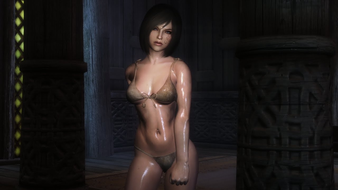 Skyrim: UNP Oily Body Making Tutorial (HD) - YouTube: www.youtube.com/watch?v=cEj8eV1gpEs
