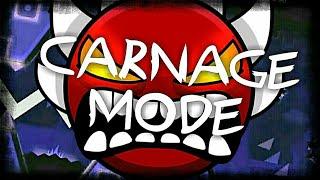 Carnage Mode - Лучший GD демон?