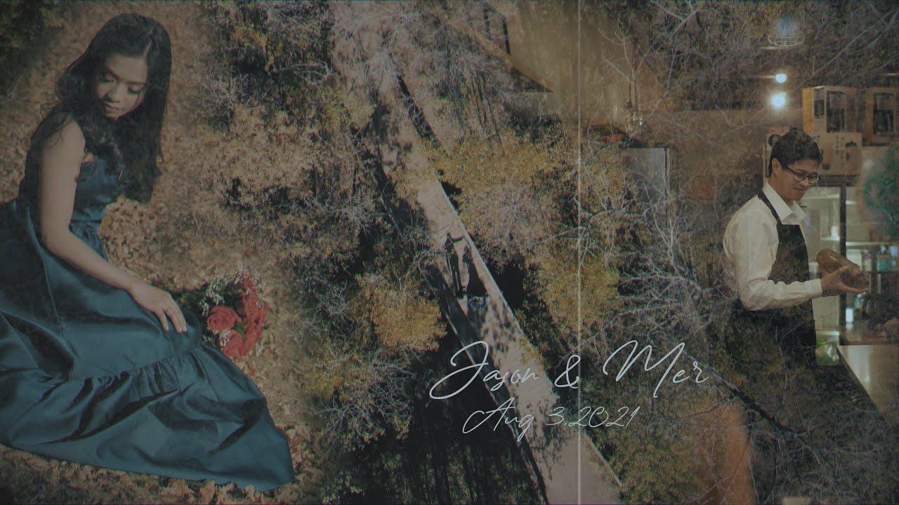 Daydream Save The Date | Jason & Mer