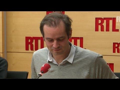 Tanguy Pastureau : le CV de Bruno Le Roux est une oeuvre de fiction