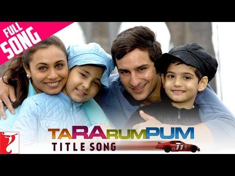 Ta Ra Ra Ra Rum Ta Ra Rum Pum - Full Song | Ta Ra Rum Pum | Saif Ali Khan | Rani Mukerji