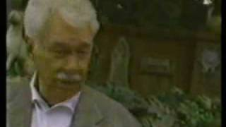 Thurl Ravenscroft @ Haunted Mansion on Disneyland Inside Out