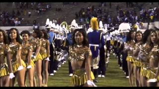 Southern University Marching Band 2012 -All the Things Your Man Won